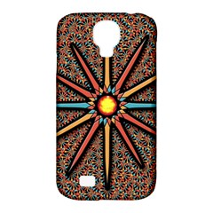 Star Samsung Galaxy S4 Classic Hardshell Case (pc+silicone) by linceazul