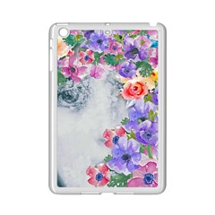 Flower Girl Ipad Mini 2 Enamel Coated Cases by 8fugoso