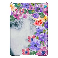 Flower Girl Ipad Air Hardshell Cases by 8fugoso