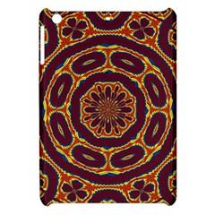 Geometric Tapestry Apple Ipad Mini Hardshell Case by linceazul