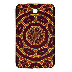 Geometric Tapestry Samsung Galaxy Tab 3 (7 ) P3200 Hardshell Case  by linceazul