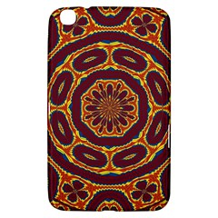 Geometric Tapestry Samsung Galaxy Tab 3 (8 ) T3100 Hardshell Case  by linceazul