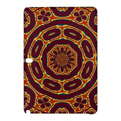 Geometric Tapestry Samsung Galaxy Tab Pro 10 1 Hardshell Case by linceazul