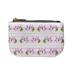 Floral Pattern Mini Coin Purses by SuperPatterns