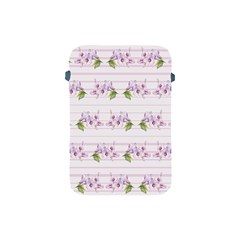 Floral Pattern Apple Ipad Mini Protective Soft Cases by SuperPatterns