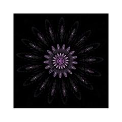 Fractal Mandala Delicate Pattern Acrylic Tangram Puzzle (6  X 6 ) by Celenk