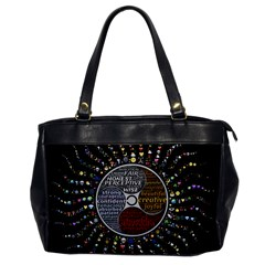 Whole Complete Human Qualities Office Handbags by Celenk