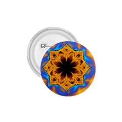 Digital Art Fractal Artwork Flower 1 75  Buttons by Celenk