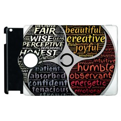 Person Character Characteristics Apple Ipad 2 Flip 360 Case by Celenk