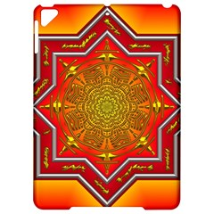 Mandala Zen Meditation Spiritual Apple Ipad Pro 9 7   Hardshell Case by Celenk