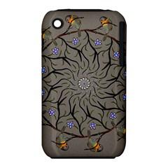 Bird Mandala Spirit Meditation Iphone 3s/3gs