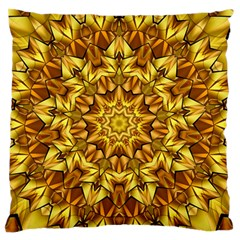 Abstract Antique Art Background Standard Flano Cushion Case (two Sides) by Celenk