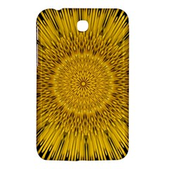 Pattern Petals Pipes Plants Samsung Galaxy Tab 3 (7 ) P3200 Hardshell Case  by Celenk