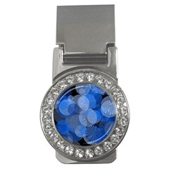 Circle Rings Abstract Optics Money Clips (cz)  by Celenk