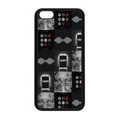 Twenty One Pilots Blurryface Arctic Monkeys Am Apple Iphone 5c Seamless Case (black) by Onesevenart