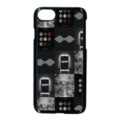 Twenty One Pilots Blurryface Arctic Monkeys Am Apple Iphone 7 Seamless Case (black) by Onesevenart