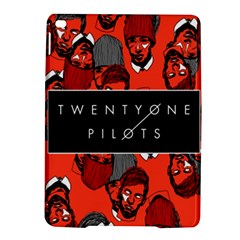 Twenty One Pilots Pattern Ipad Air 2 Hardshell Cases by Onesevenart