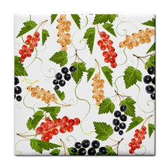 Juicy Currants Tile Coasters by TKKdesignsCo