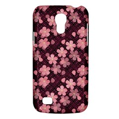 Cherry Blossoms Japanese Style Pink Galaxy S4 Mini by Celenk