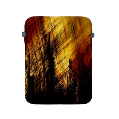 Refinery Oil Refinery Grunge Bloody Apple Ipad 2/3/4 Protective Soft Cases by Celenk