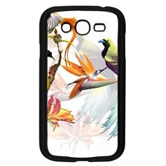 Birds Of Paradise Samsung Galaxy Grand Duos I9082 Case (black) by TKKdesignsCo