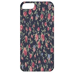 Pattern Flowers Pattern Flowers Apple Iphone 5 Classic Hardshell Case