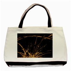 Background Abstract Structure Basic Tote Bag by Celenk