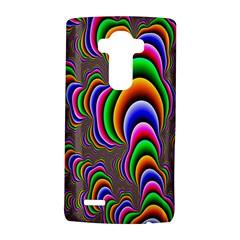 Fractal Background Pattern Color Lg G4 Hardshell Case by Celenk