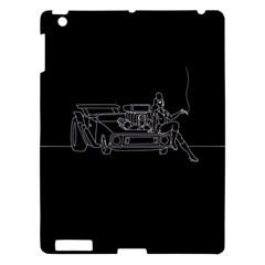 Arctic Monkeys Apple Ipad 3/4 Hardshell Case by Valentinaart