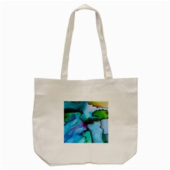 Abstract Painting Art Tote Bag (cream) by Celenk