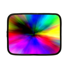 Creativity Abstract Alive Netbook Case (small)  by Celenk