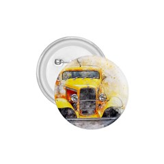 Car Old Art Abstract 1 75  Buttons by Celenk