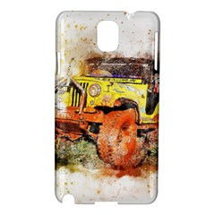Car Old Car Fart Abstract Samsung Galaxy Note 3 N9005 Hardshell Case by Celenk