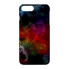 Abstract Picture Pattern Galaxy Apple Iphone 8 Plus Hardshell Case