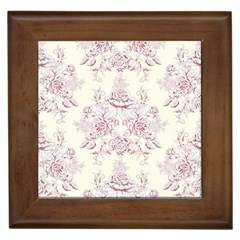 French Chic Framed Tiles by 8fugoso