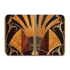 Art Deco Gold Plate Mats by 8fugoso