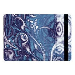 Mystic Blue Flower Apple Ipad Pro 10 5   Flip Case