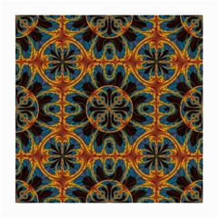Tapestry Pattern Medium Glasses Cloth (2 Side) by linceazul