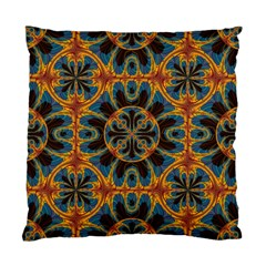 Tapestry Pattern Standard Cushion Case (two Sides) by linceazul