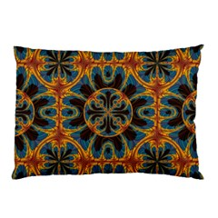 Tapestry Pattern Pillow Case by linceazul