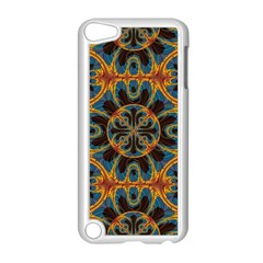 Tapestry Pattern Apple Ipod Touch 5 Case (white) by linceazul