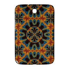 Tapestry Pattern Samsung Galaxy Note 8 0 N5100 Hardshell Case  by linceazul
