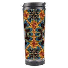 Tapestry Pattern Travel Tumbler by linceazul