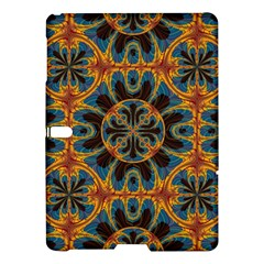 Tapestry Pattern Samsung Galaxy Tab S (10 5 ) Hardshell Case  by linceazul