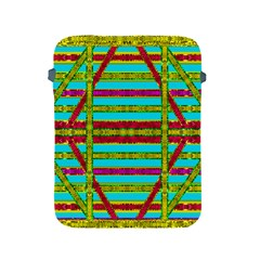 Gift Wrappers For Body And Soul Apple Ipad 2/3/4 Protective Soft Cases by pepitasart