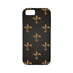 Fleur De Lis Apple Iphone 5 Classic Hardshell Case (pc+silicone) by 8fugoso