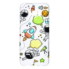 Sketch Set Cute Collection Child Samsung Galaxy S8 Plus Hardshell Case  by Celenk