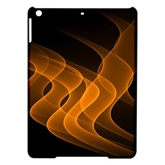 Background Light Glow Abstract Art Ipad Air Hardshell Cases by Celenk