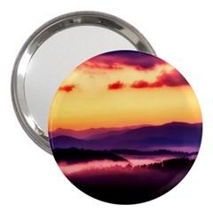 Great Smoky Mountains National Park 3  Handbag Mirrors