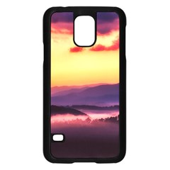 Great Smoky Mountains National Park Samsung Galaxy S5 Case (black)